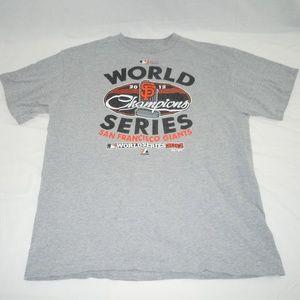 San Francisco Giants World Series 2012 T-Shirt XL